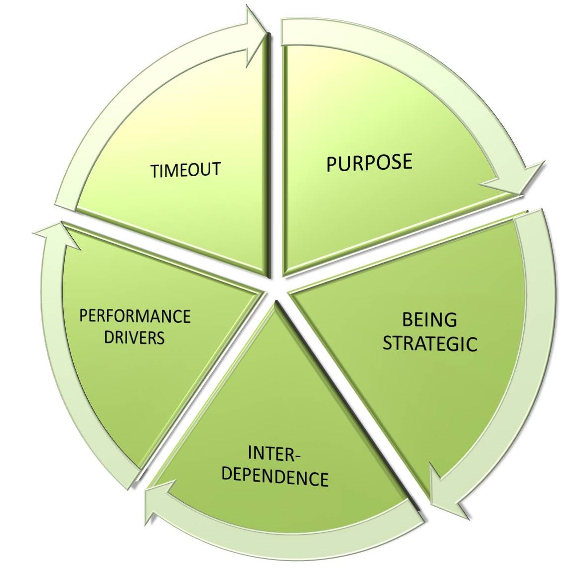 Team Diagnostic Model - 5 Components